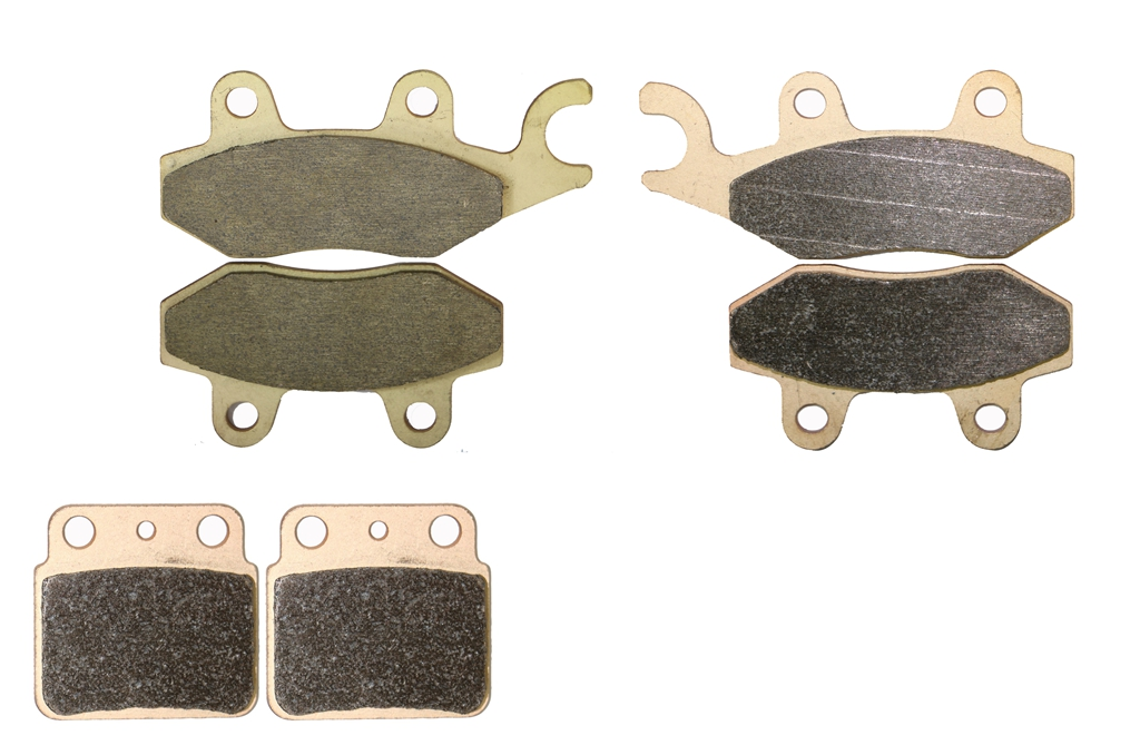 Rear Sintered Brake Pads 2006 2007 2008 2009 2010 SUZUKI LTR 450 R450 LTR450