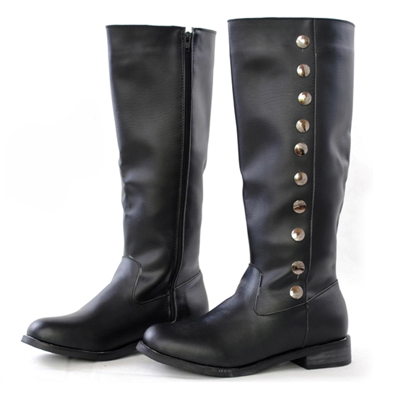 Compare Prices on Black Men Boots- Online Shopping/Buy Low Price ...