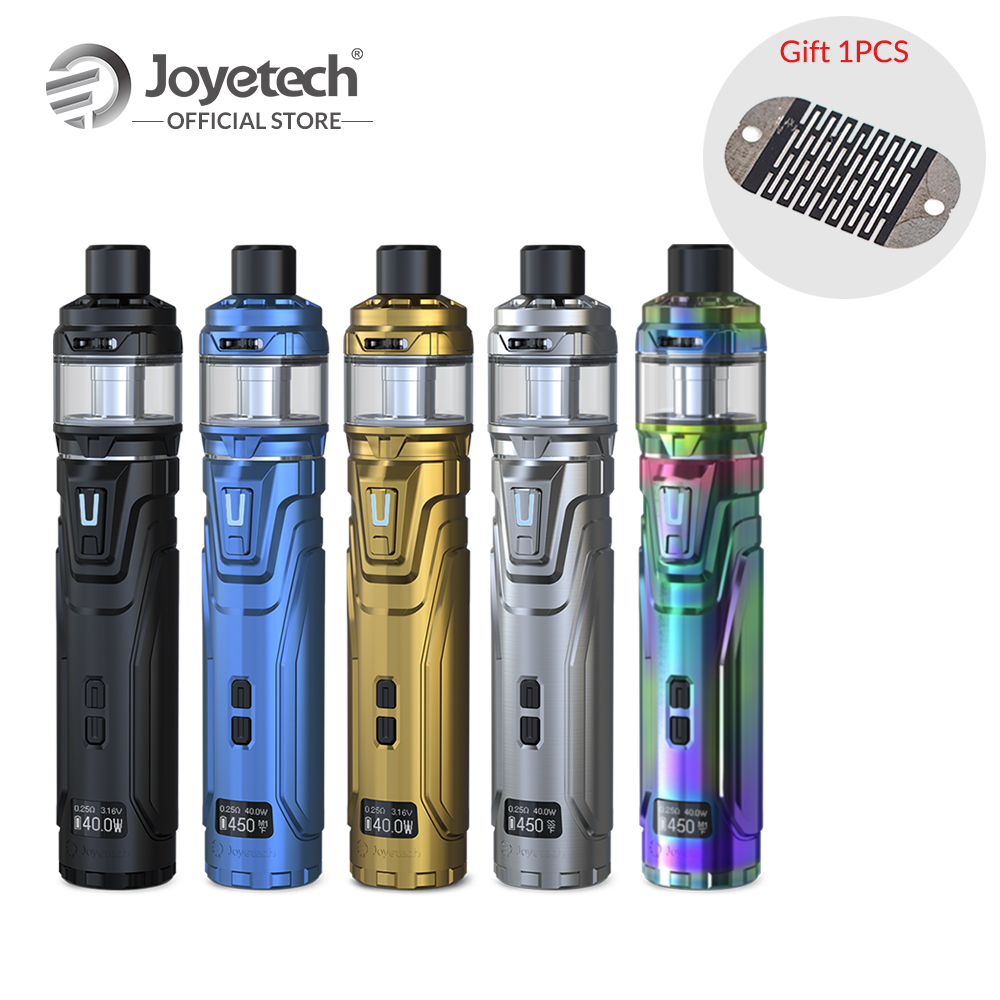 Original Joyetech ULTEX T80 with CUBIS Max Kit in NCFilmTM Heater Coil less Atomizer Power Bypass