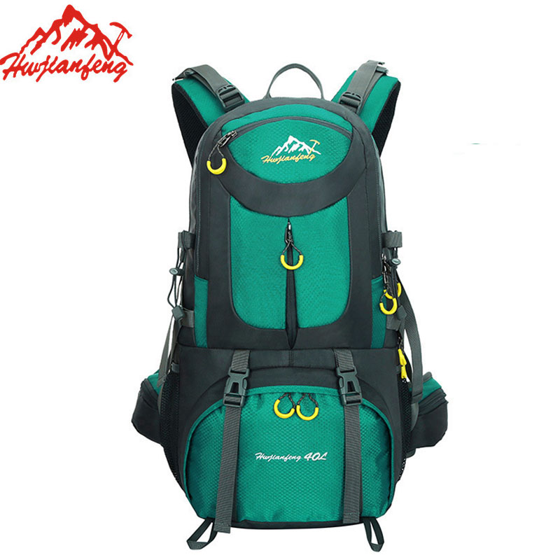Hot Sale 40L 50L Outdoor Backpack Camping Bag Waterproof Mountaineering Hiking Backpacks Molle Sport Bag Climbing Rucksack Men rrax 40l outdoor waterproof men s hiking backpacks multifunctional mountaineering camping hiking climbing backpack trekking bag