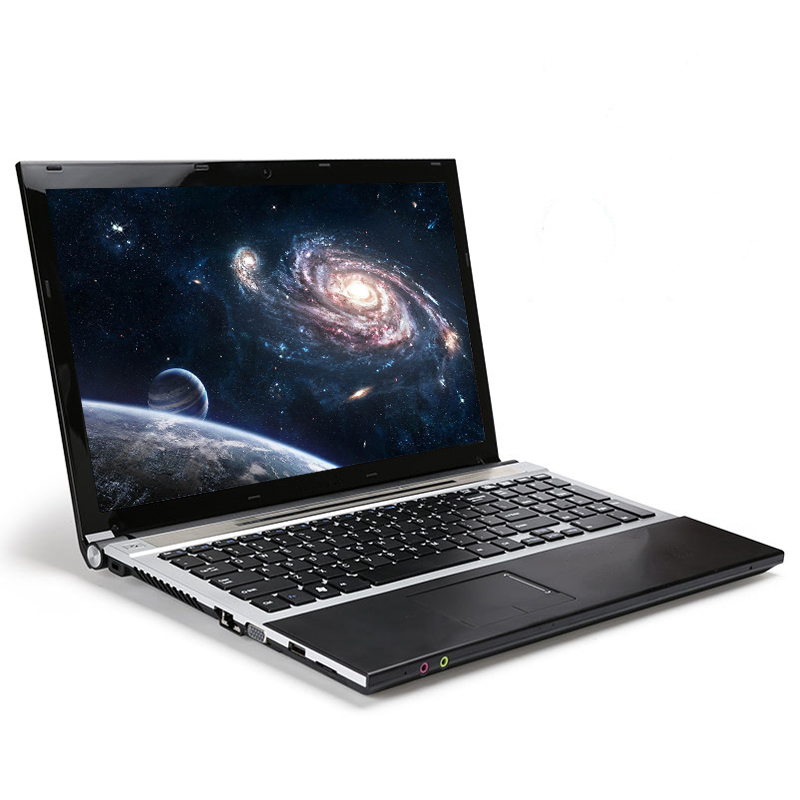 15.6inch Intel Core i7 8GB RAM 2TB HDD Windows 7/10 System DVD RW RJ45 Wifi Bluetooth Function Fast Run Laptop Computer Notebook-in Laptops from Computer & Office