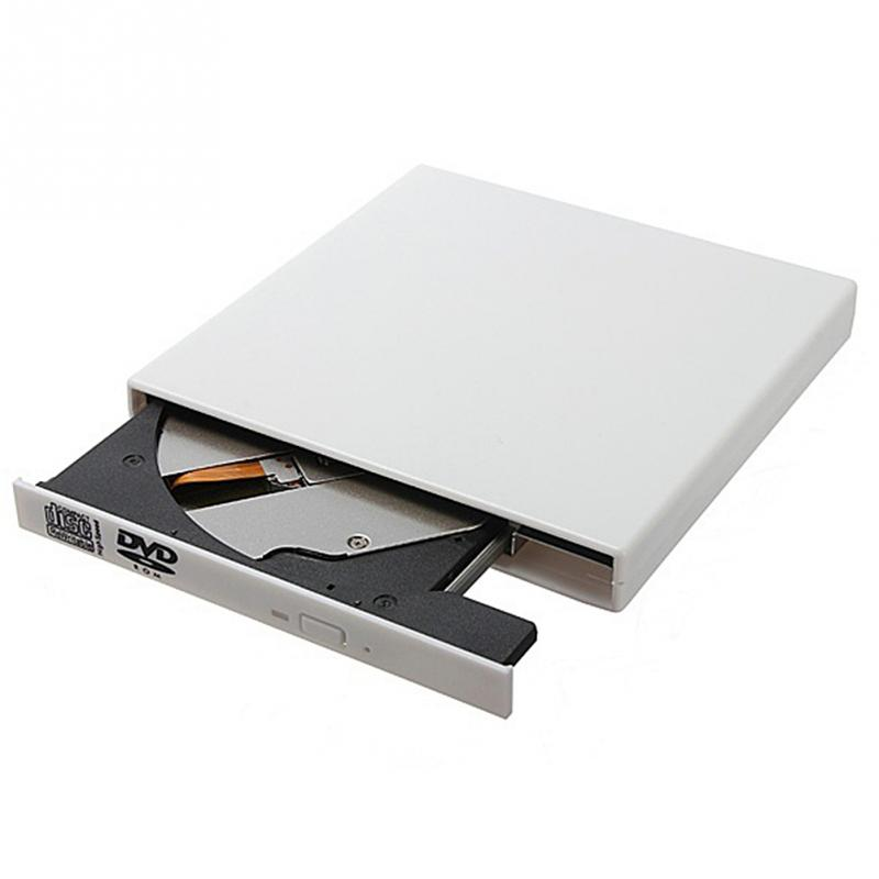 Computer Tools for PC Laptop Portable Ultra Thin External USB 2.0 CD-ROM CD-Driver