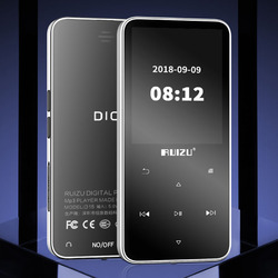 ruizu New Version bluetooth MP4 Player built-in Speaker HiFi portable walkman video player with FM radio /E-book/ recording
