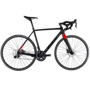 Велосипед Cyclocross, маленький размер, 48/50/52/54/56/58 см, диск hardtail, Супер Легкий, углеродный, 8,22 кг, только с ultegra groupset