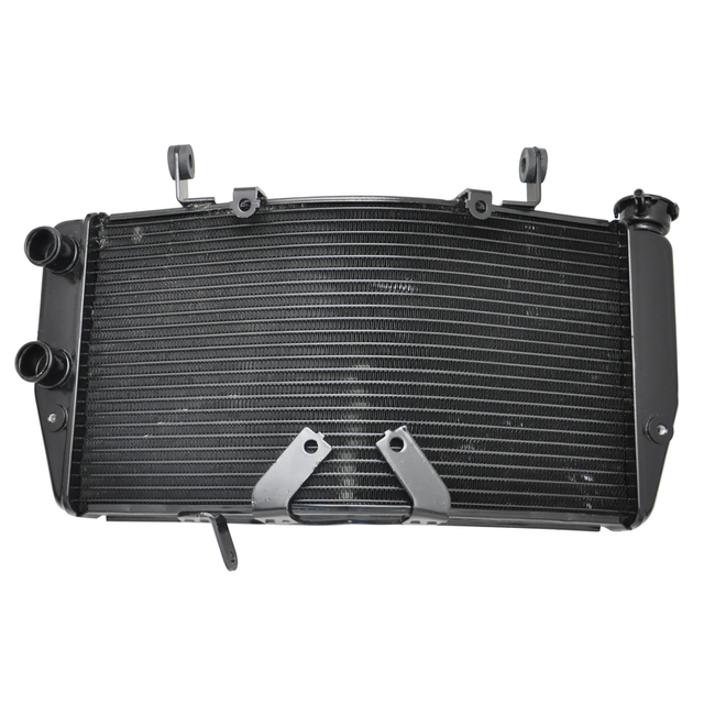 For Ducati 1098 848 1098 1098S 1098R 1198 1198S 2008 2009 2010 2011 Motorcycle radiator Cooling cooler aliuminium