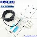 GSM 900 МГц 5 элемент яги антенна 9dBI с 10 м кабель, GSM 824-960 МГц ретранслятор мобильный сигнал наружной антенны