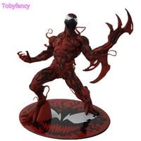 The Amazing SpiderMan ARTFX Carnage Cletus Kasady X MEN X MEN Anime Toy Action Figure Model