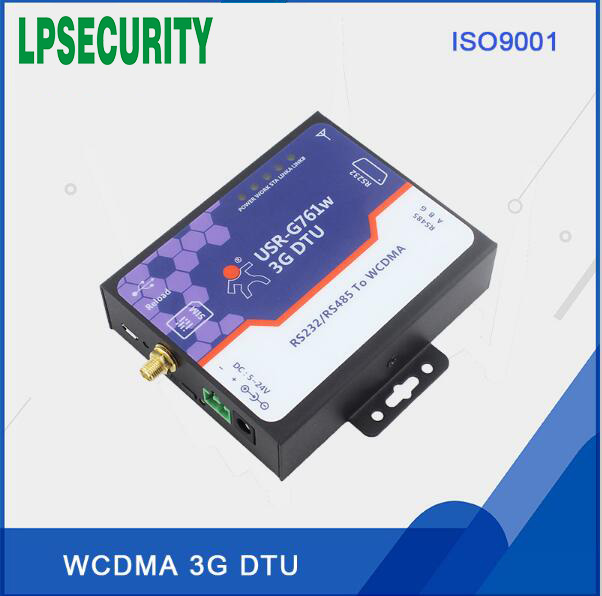 2019 Neuer Stil Usr-g761w 5-24 V Serielle Rs485 Rs232 Zu 3g Daten Konverter 3g Wcdma Modem Für Verbinden Serielle Um Mobil Netzwerk
