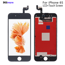 For iPhone 6S LCD Display Touch Screen Digitizer Replacement Parts For iPhone 6S Screen LCD Display Phone Parts Free Tools цена в Москве и Питере