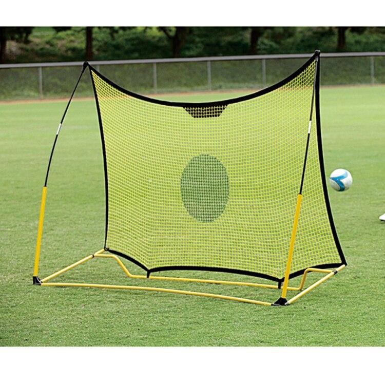 SKLZ 8*5 Polegada Portão de Futebol Portátil Single-sided Double-sided Rebote Net para a Escola de Treinamento de Futebol prática de Futebol Meta