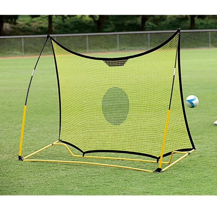 SKLZ Portable 8 * 5 Inch Football Gate Single-sided Double-sided Rebound Net For School Soccer Training Practice Soccer Goal