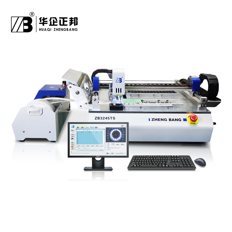 Support Online And Offline Ways SMT Pick And Place Machine Surface Mounting For Beginner
