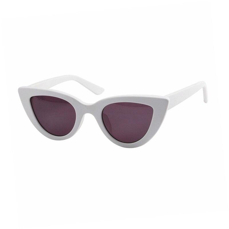 LONSY Weiß Sexy CAT EYE Sonnenbrille Frauen Polarisierte Hohe - Bekleidungszubehör - Foto 4