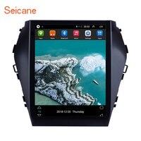 Seicane 9.7 inch Android 6.0 Car Auto Radio Head Unit Player For 2015 2016 2017 Hyundai Santafe IX45 GPS Navigation SWC WIFI