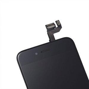 Image 3 - Para o iphone a1633 a1688 a1700 lcd aaaaa módulo de toque display conjunto completo montagem para iphone 6s com câmera + sensor lcd
