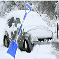 Car Home Telescopic Emergency Shovel With Grip@21117