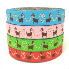 5/8 blue Pink green red Zakka handmade accessories ribbon laciness 16mm pudding-pipe dog width:1.6cm length:9m Jacquard Ribbon