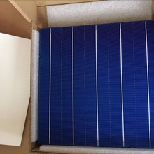Энергия Солнечная прямого продвижение 100 шт., и он имеет высокую эффективность 4,48 Вт поли солнечных батарей 6x6 набор «сделай сам» для Панель поликристаллический кремний