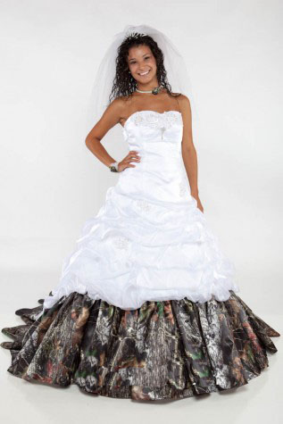 Oak Wedding Dress Great Pictures