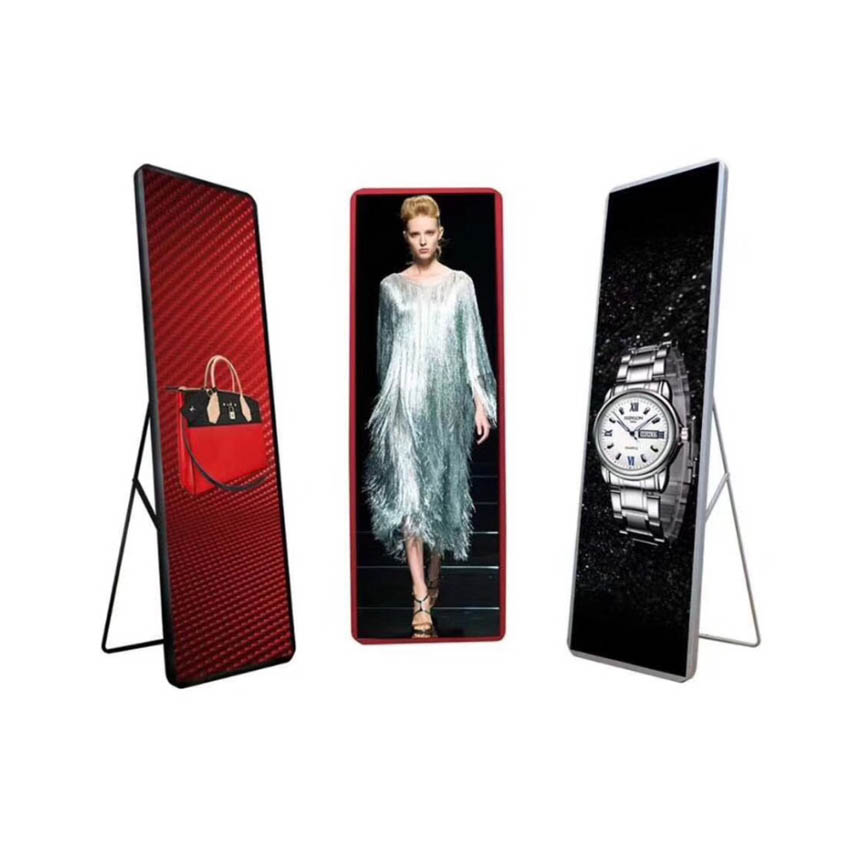 Display Size 640*1920mm P2.5 Indoor LED Advertising Machine Magnetic Screw Universal Store Posters Screen led Wall PlayerDisplay Size 640*1920mm P2.5 Indoor LED Advertising Machine Magnetic Screw Universal Store Posters Screen led Wall Player
