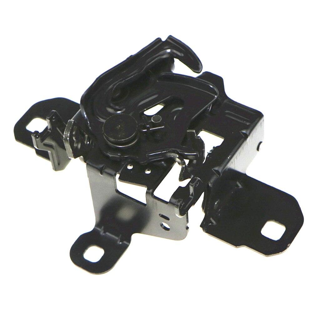 HONGGE Car Front Cover Locks Engine Cover Lock Block For VW Bora Golf MK4 R32 GTi Jetta 4 1J0 823 509E 1J0823509F 1J0823509E