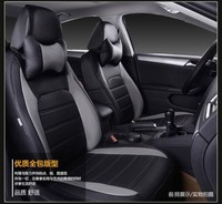 car seat covers for Alfa Romeo Boxster Cayenne cayman Bentley Arnage Flying Spur GT pu leather cushion set grey red white blue