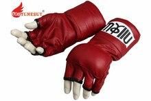 CostumeBuy gry Ryu Cosplay rękawiczki dla dorosłych Taekwondo rękawiczki sportowe rekwizyty L920