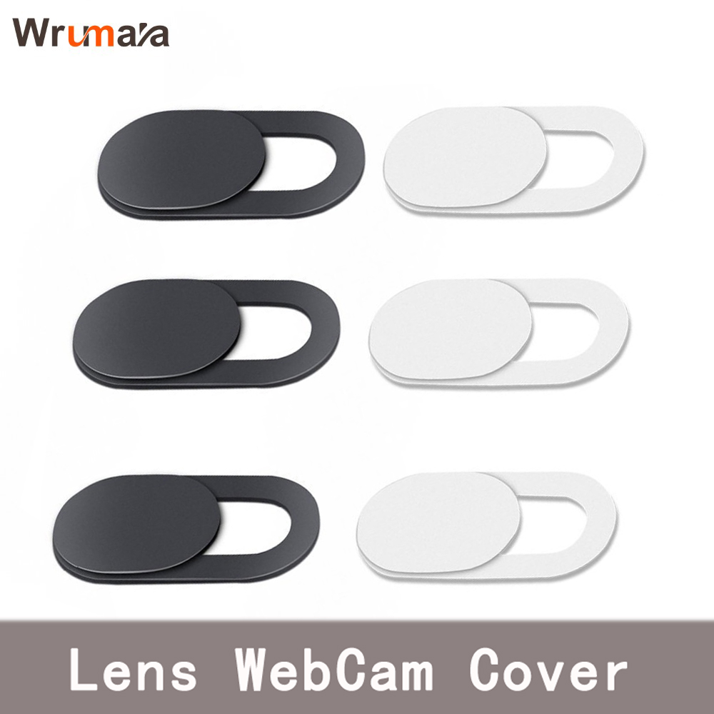 Ultra Thin Webcam Cover Privacy Shutter Protection Sticker Cover Universal for IPhone <font><b>Samsung</b></font> <font><b>galaxy</b></font> <font><b>S7</b></font> Phone Tapa Camera <font><b>Lens</b></font> image