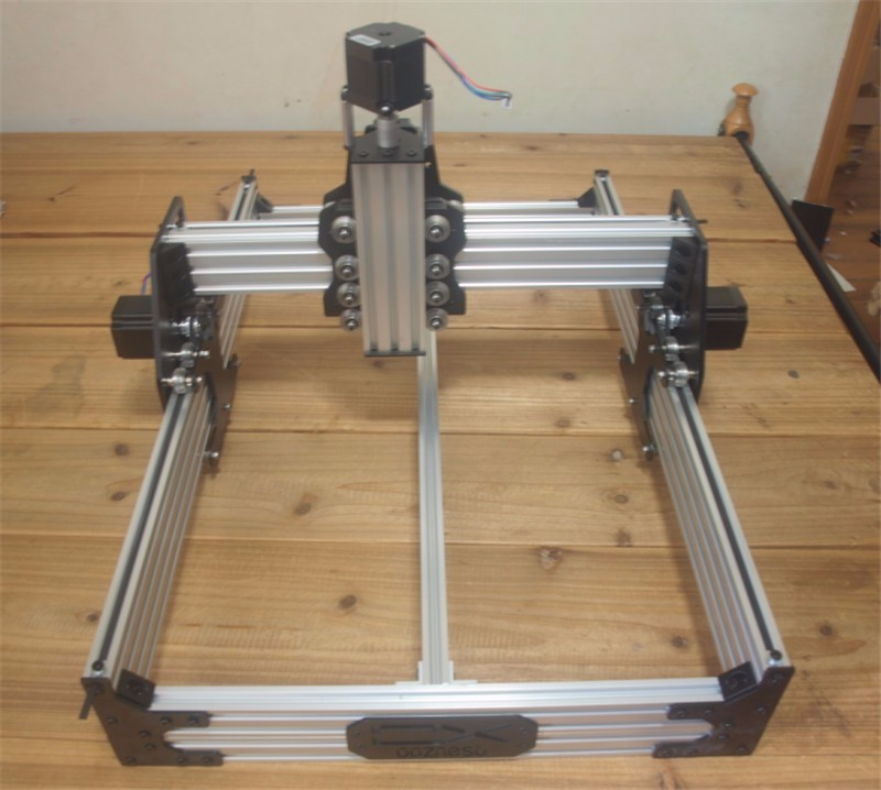 Openbuilds OX CNCrouter machine OX CNC MECHANICAL KIT ooznest OX CNC Machine