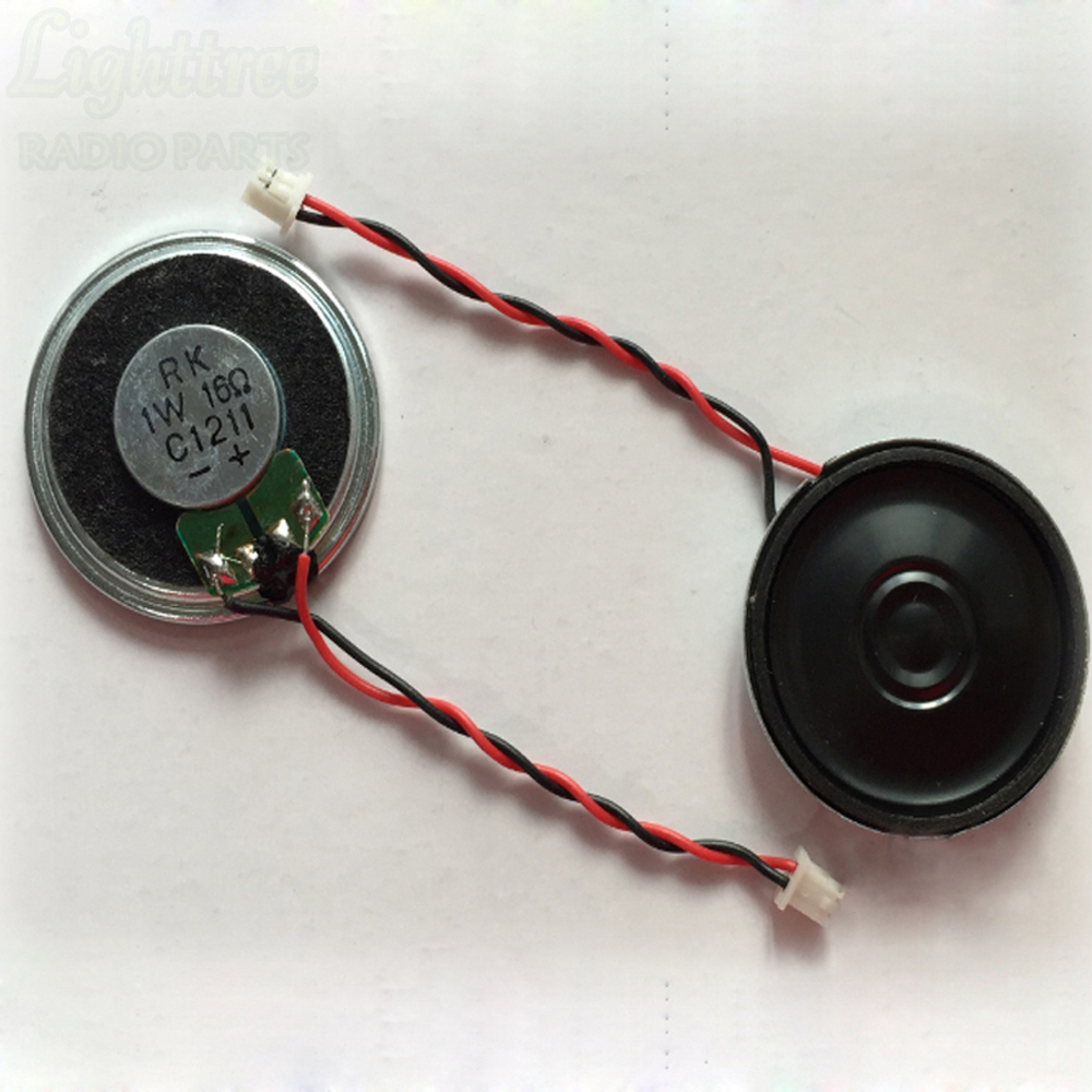10X Speaker 16Ohm 1W Diameter 28mm For GP2000 GP2000S