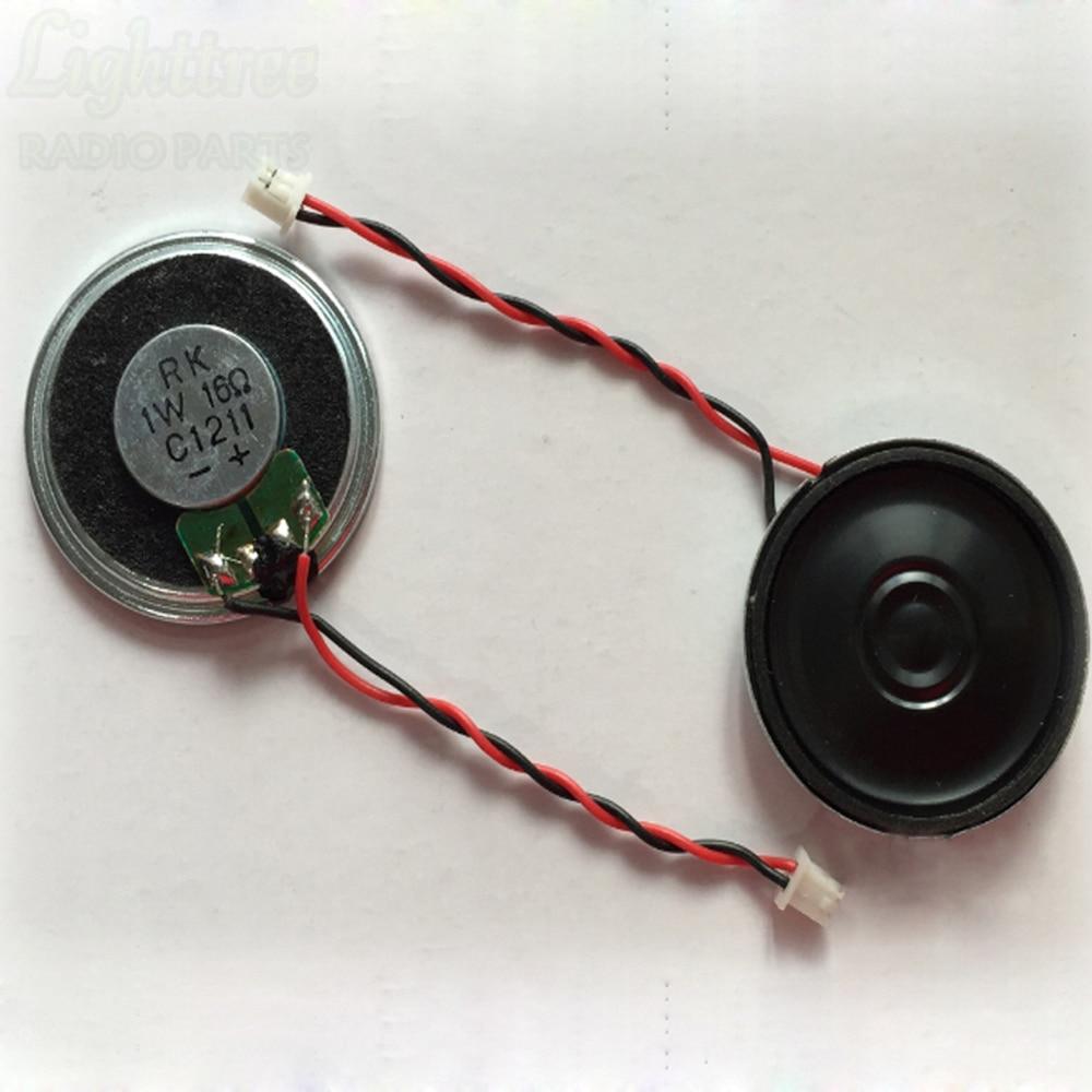 10X Speaker 16Ohm 1W Diameter 28mm For GP2000 GP2000S