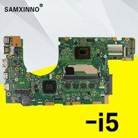 For ASUS S500CA S400C S400C S500C CPU I5 4g Memory laptop motherboard tested 100% original work mainboard