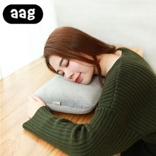 AAG Sleeping Desk Nap Pillow Work Office Classroom Student lunch Break Memory Foam Pillow for Desk