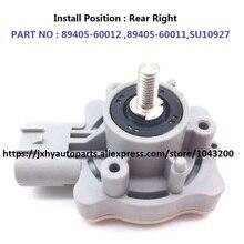 купить 89405-60012 New Car Headlight Level Rear Sensor/Height Hight Control Sensor 89405-60011 For Toyota Land Cruiser 4.7L V8 2007 по цене 1230.33 рублей
