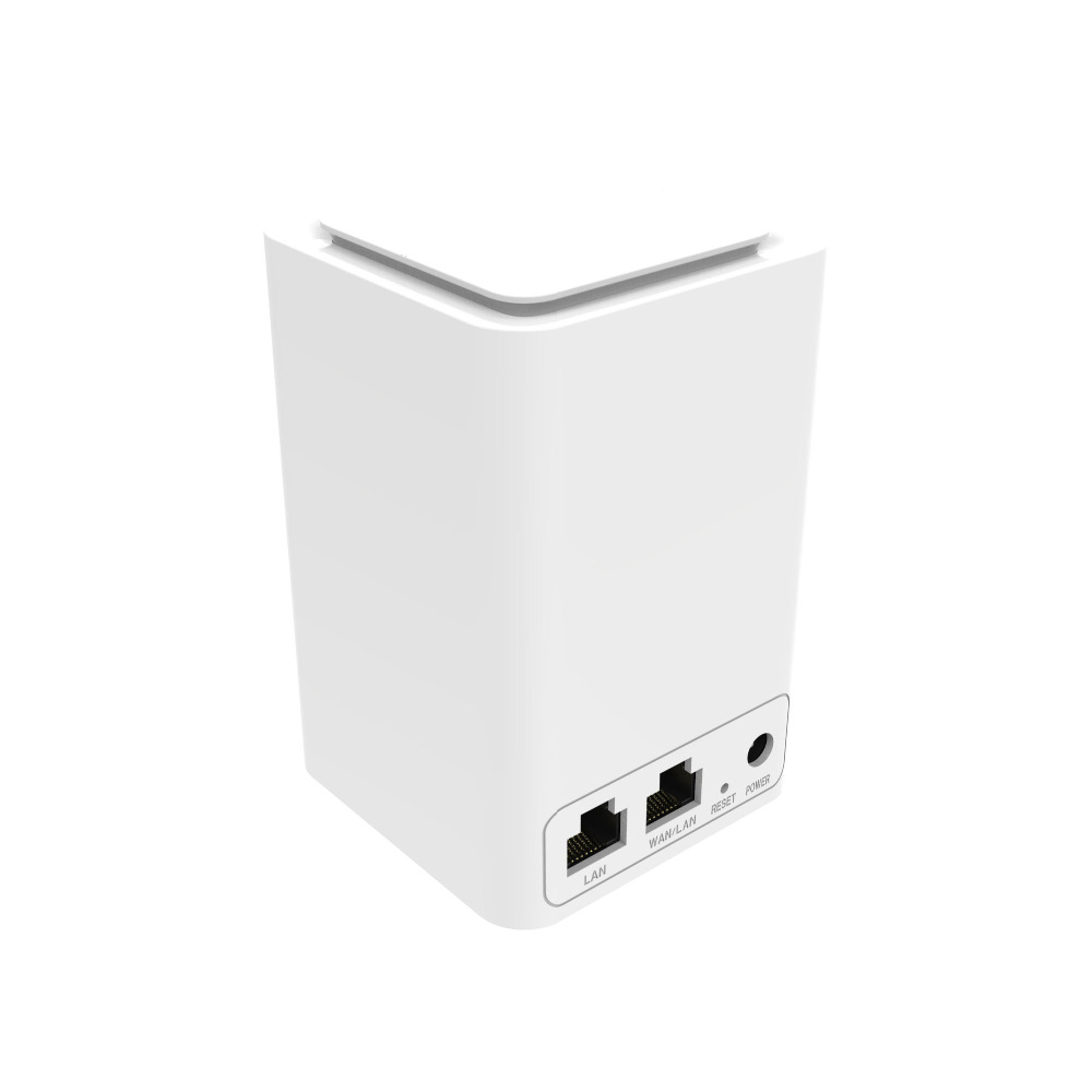 Newest 300Mbps WiFi Range Extender Wireless Router/Repeater/AP Mini Dual Network Built-in Antenna with RJ45 2 Port Wi-fi Router