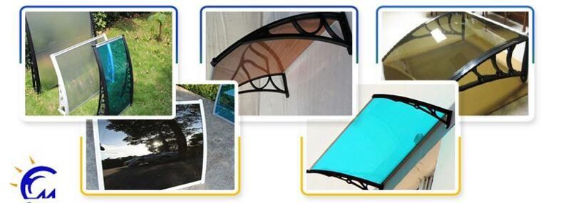 door canopy polycarbonate awning 04