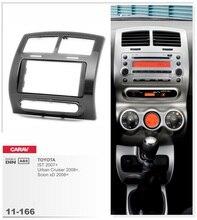 Frame +android 6.0 car dvd for toyota IST Urban cruiser scion xD 2008 dvr tape recorder 4G lite stereo head units radio gps navi