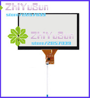 ZhiYuSun GT911 For CAR DVD 165*99 165mm*99mm 7inch 4 line touch panel Sensor glass Compabible good quality assurance