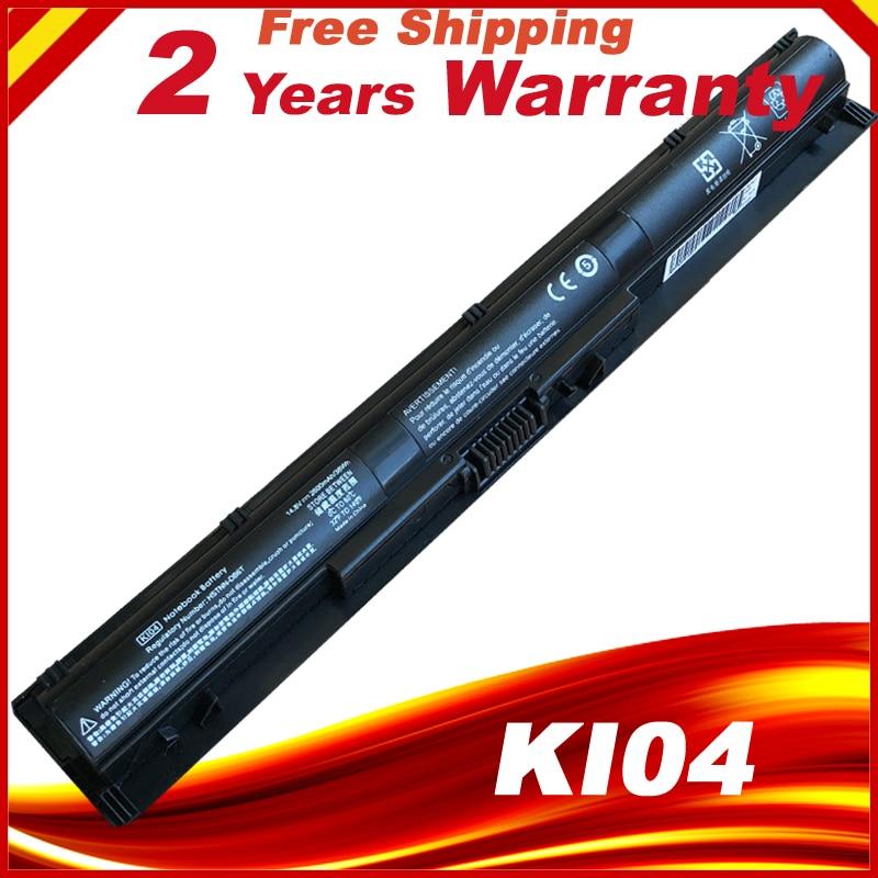 K104 KI04 Laptop Battery 800049-001 HSTNN-DB6T HSTNN-LB6S FOR HP N2L84AA TPN-Q158 Star Wars Special Edition 15-an005TX