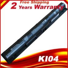 K104 KI04 ノートパソコンのバッテリー 800049 001 HSTNN DB6T HSTNN LB6S HP N2L84AA TPN Q158 スターウォーズ特別版 15 an005TX