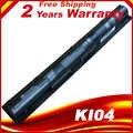 K104 KI04 batterie d'ordinateur portable 800049-001 HSTNN-DB6T HSTNN-LB6S POUR HP N2L84AA TPN-Q158 Star Wars Édition Spéciale 15-an005TX