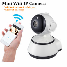 HD 720P Mini IP Camera CCTV Indoor Wireless Wifi P2P Security Surveillance Camera Night Vision IR Baby Monitor With TF Card Solt