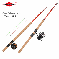 MIFINE Dragonfly fly fishing rod ul spinning rod Lure Rod Lure Wt:1.2 12g Casting Rod Canne Spinnng