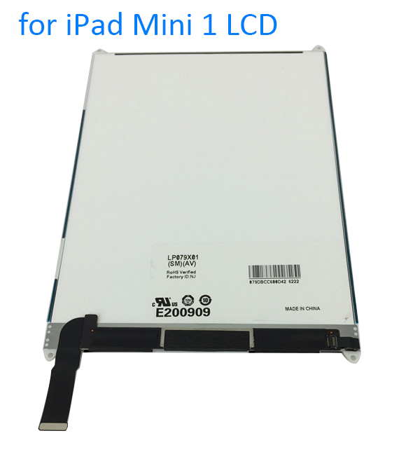 Подробнее о ALANGDUO for iPad Mini 1 A1455 A1454 A1432 Tablet LCD Display Screen Replacement Repair Part for ipad mini 1 a1455 a1454 a1432 lcd screen display for ipad mini 2 mini 3 lcd display screen parts 100
