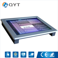 17 Inch Industrial Pc Touch Screen Pc With C1037U 2GB RAM 32G SSD QY 17C CCAB