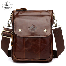 Men's Bag Genuine Leather Bag Handbag Sh
