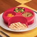 Nova marca refeição medir o plano de dieta de perda de peso placa de controle placa de controle da parcela alça new assorted