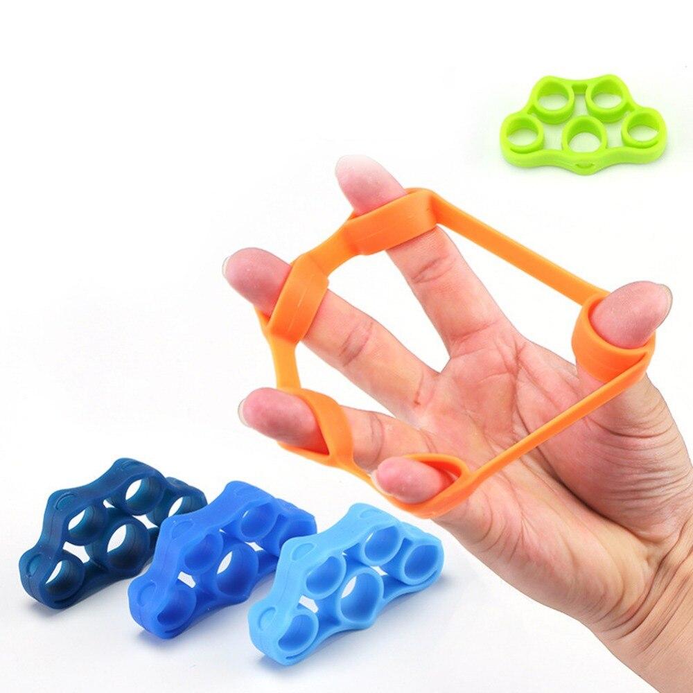 Mounchain équipement de conditionnement physique accessoires silicone main pince force poignée doigt formateur avant-bras main exercice outils de gymnastique