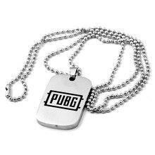 Fashion Game Playerunknown's Battlegrounds Necklaces