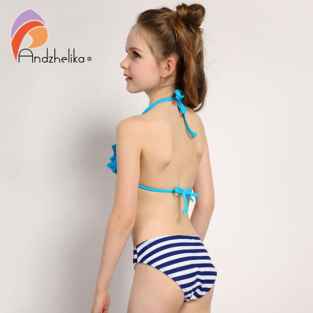 New Bikinis Set Children's Swimsuit